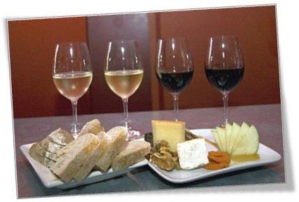 С чем лучше употреблять вино