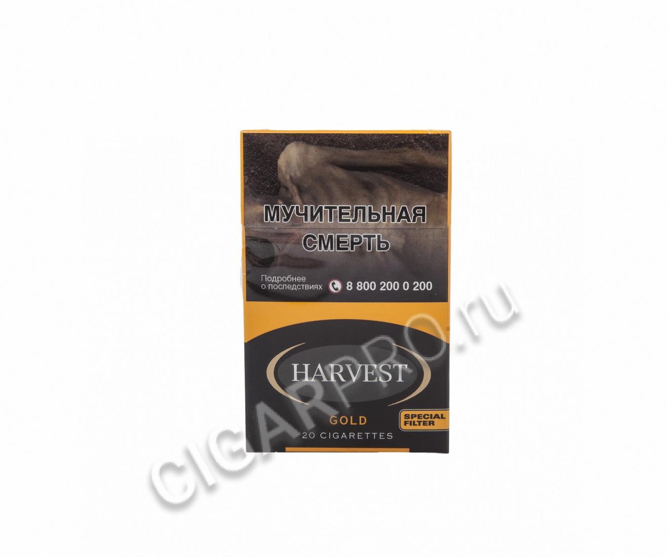 сигареты харвест где можно купить