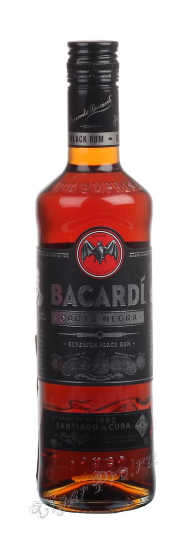 У bacardi black должен быть дозатор или