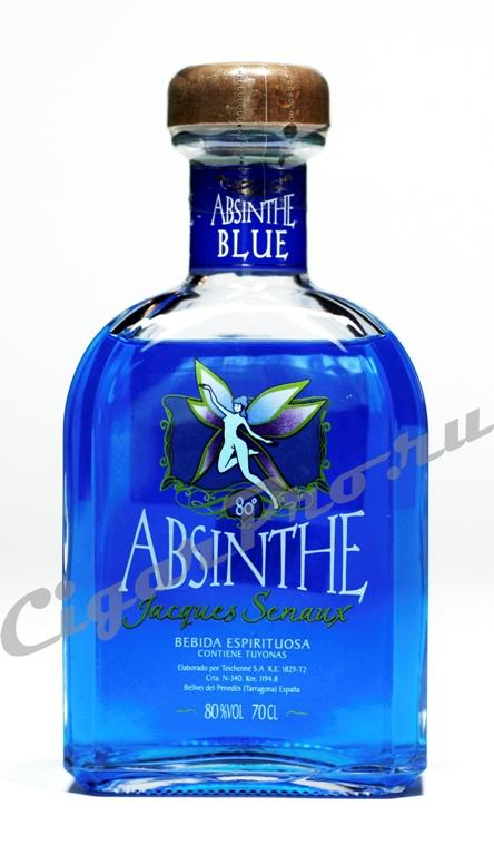 Абсент Jacques Senaux Blue