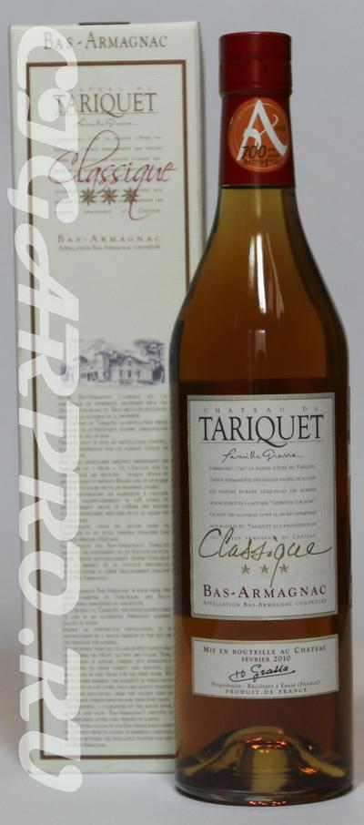 Chateau du Tariquet Classic 3 years арманьяк Шато дю Тарике Классик 3 года