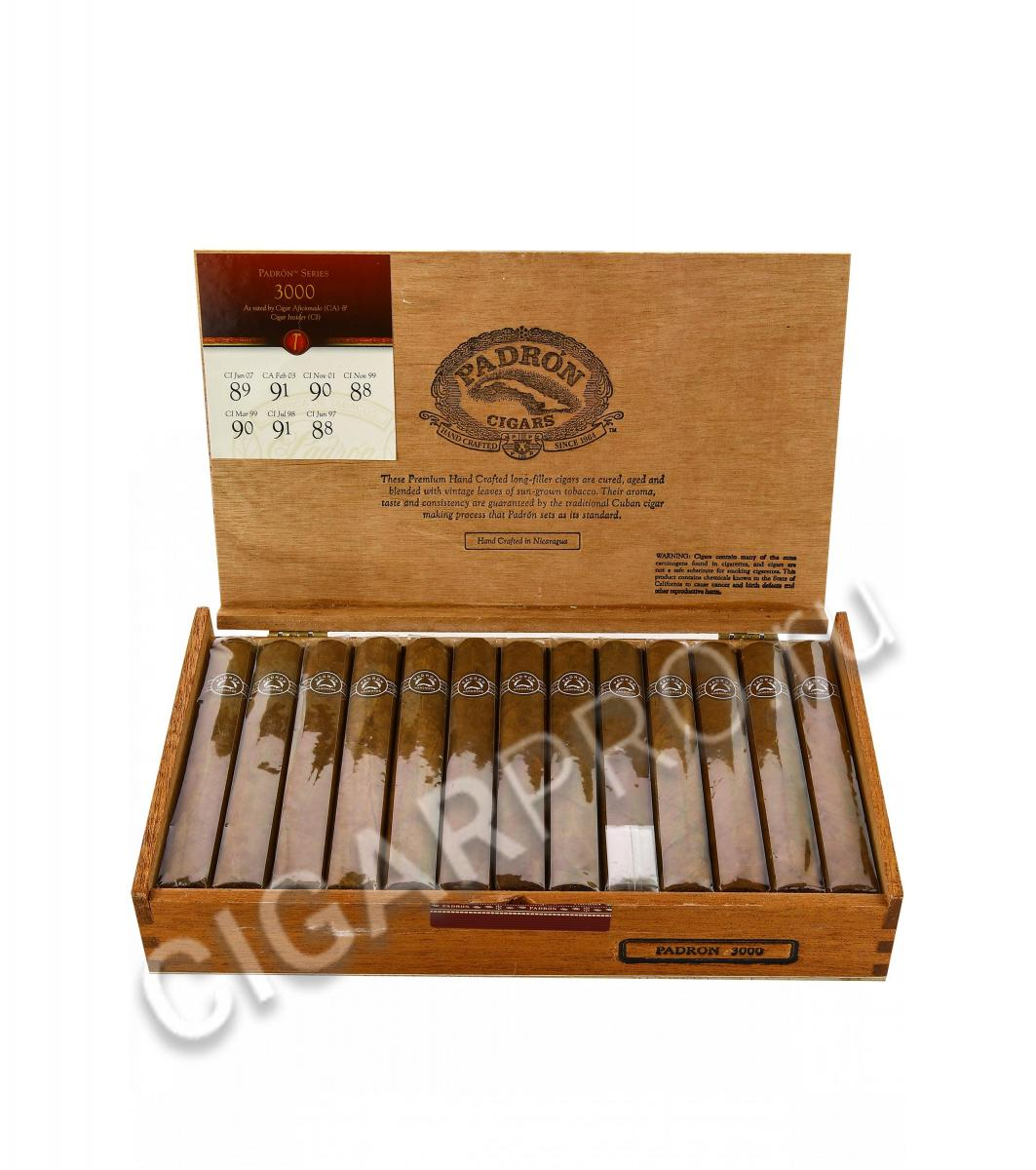 Сигары Padron 3000 Natural