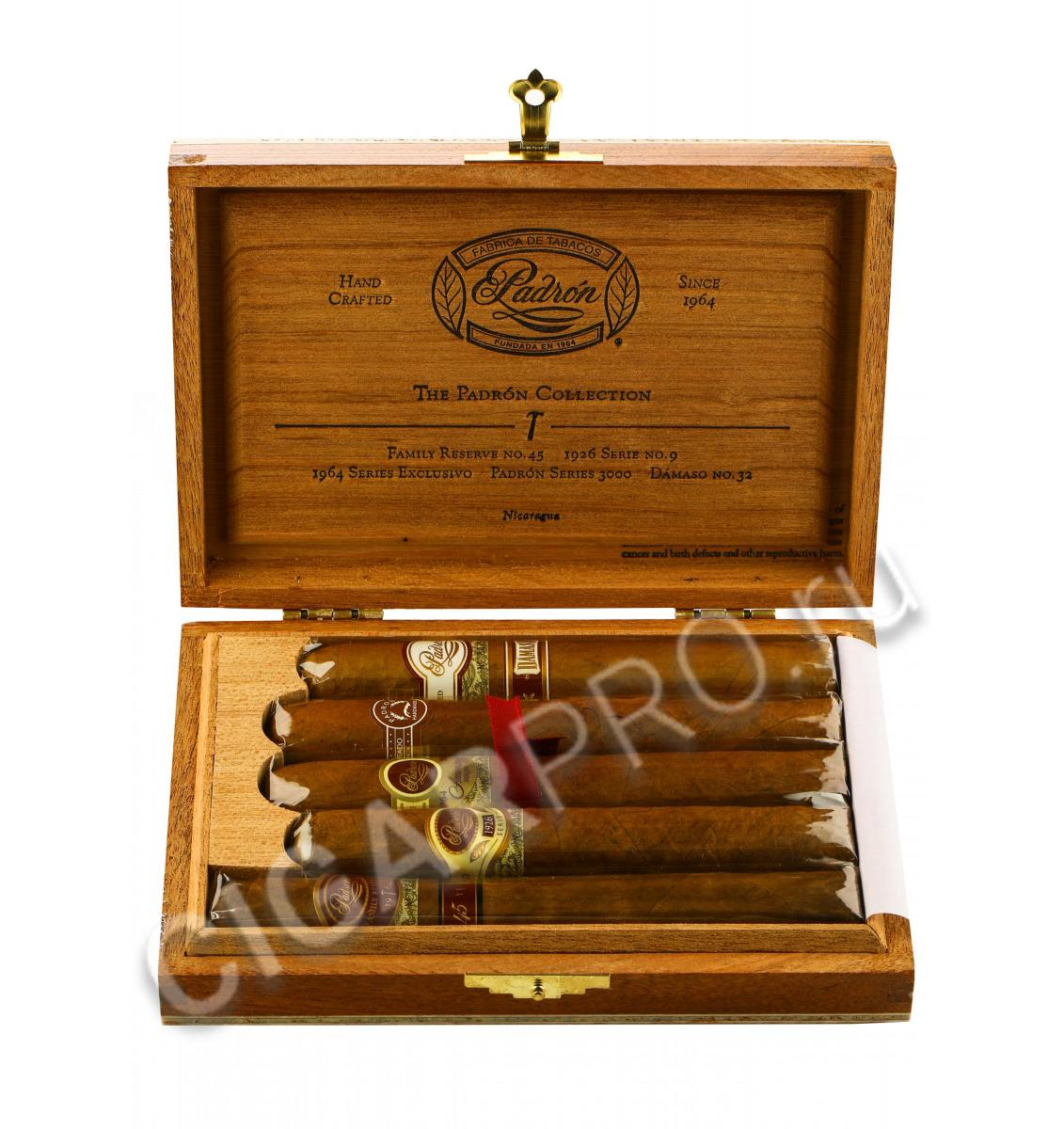 Сигары Padron Collection Natural Sampler