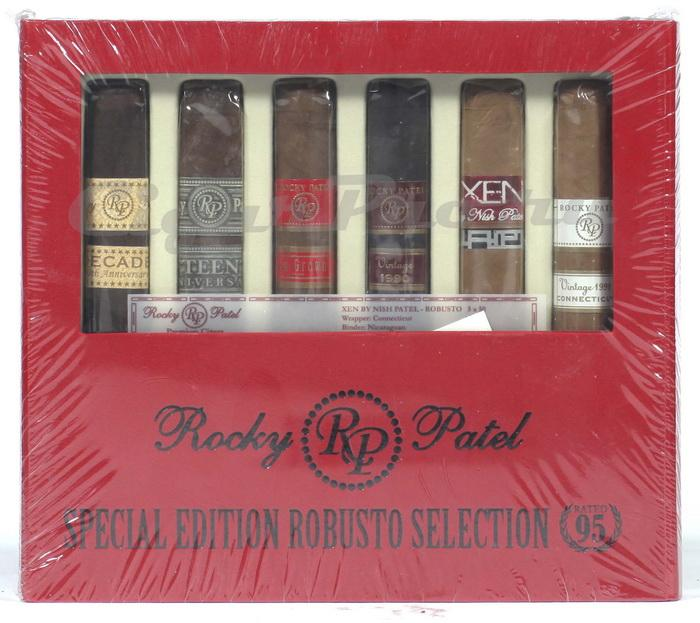 Rocky Patel Special Edition Robusto Selection