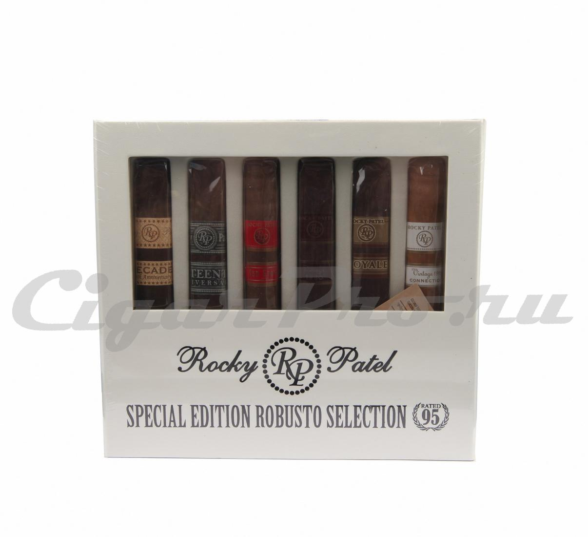 Rocky Patel Special Edition Robusto Selection White