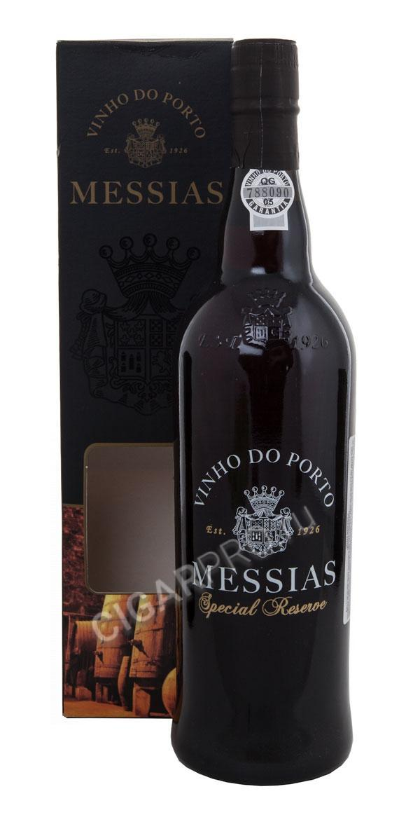 Messias Porto Special Reserve купить портвейн Мессиас Порто Спешл Резерв