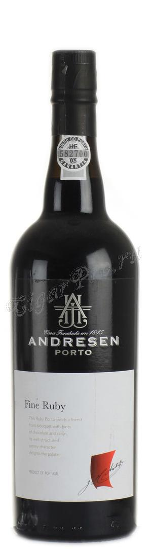 Andresen Fine Ruby