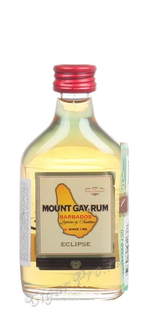 Шкалик Mount Gay Rum Barbados 0.05 l