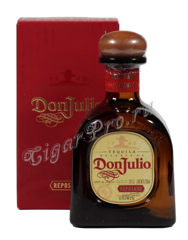 текила Don Julio reposado