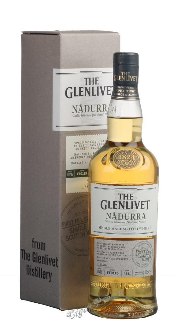 Glenlivet Nadurra Fest Phil Selection 0,7l Виски Гленливет Надурра Фест Фил Селекшен 0,7л в п/у