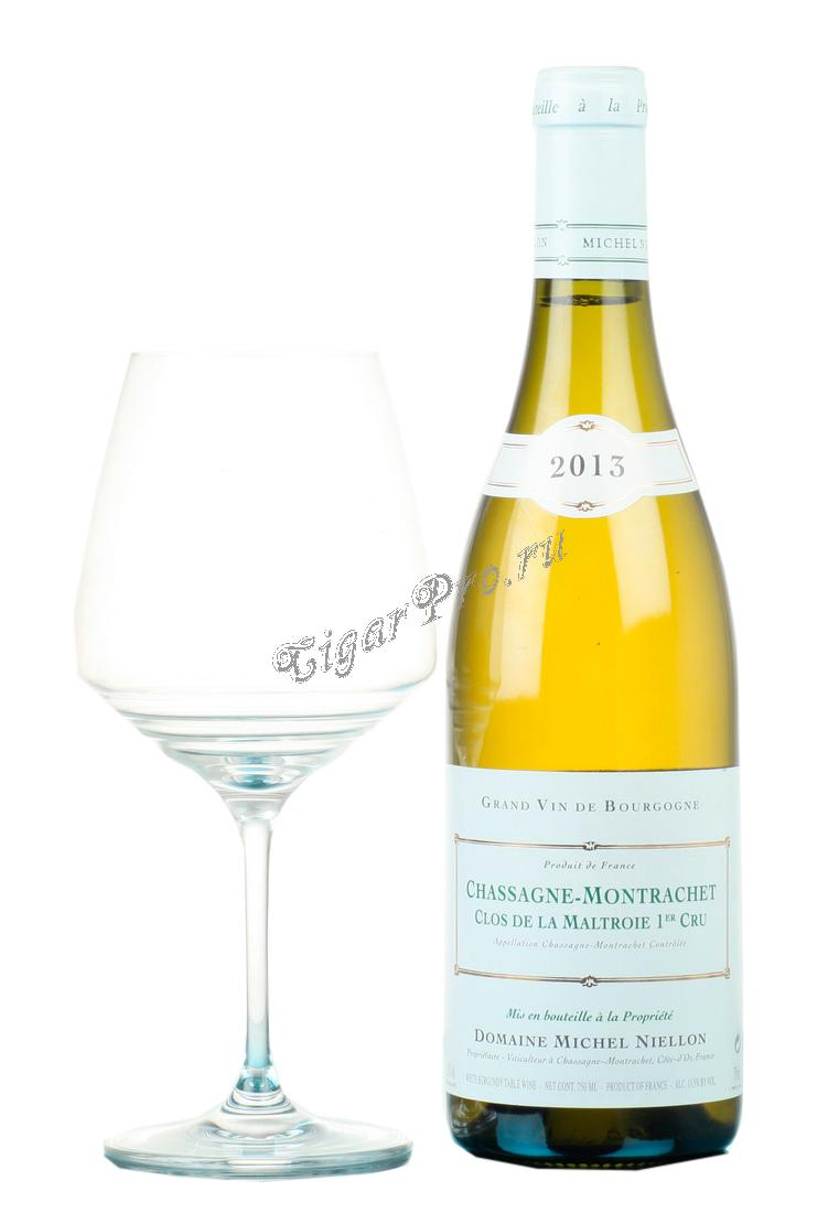 Domaine Michel Niellon Chassagne-Montrachet Французское вино Домен Мишель Ньеллон Шассань-Монтраше