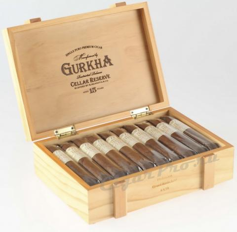 Gurkha Cellar Reserve Aged 15 years Hedonism Grand Rothschild