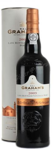 Grahams Late Bottled Vintage Port 2009