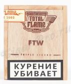 Total Flame FTW Limited Edition 2013 Robusto
