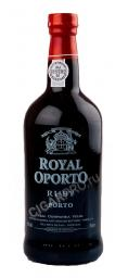 Купить Royal Oporto Ruby Портвейн Порто Роял Опорто Руби цена