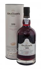 Grahams Tawny Port 10 years 4.5L купить портвейн Грэмс Тони Порт 10 лет 4.5Л