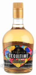Текила Tequitime Gold 700 ml текила Текитайм Голд 0.7 л