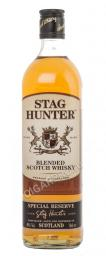 Шотландский виски Stag Hunter Special Reserve 3 years 0.7l купить виски Стаг Хантер Спешл Резерв 3 года 0.7л цена